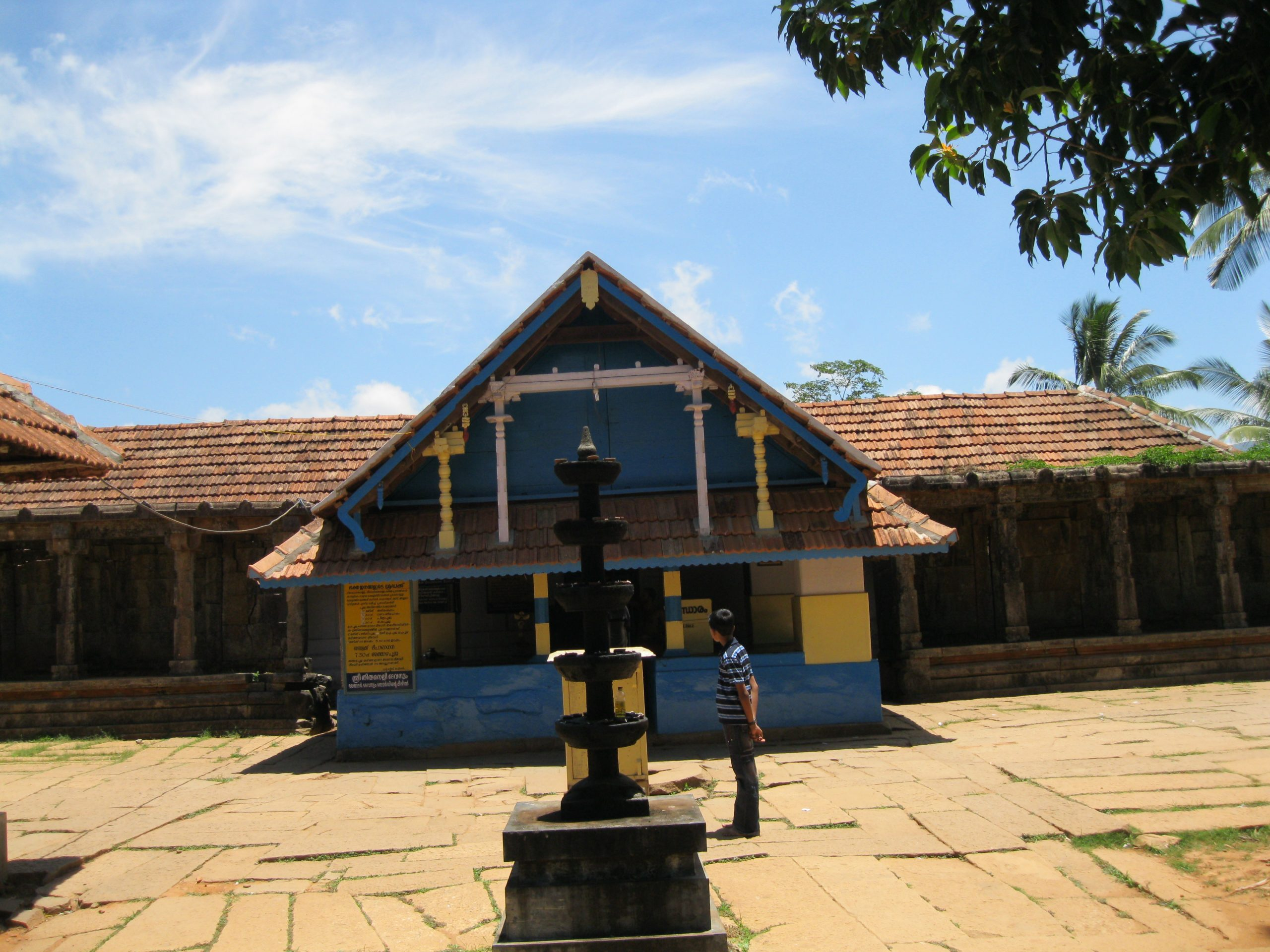 Thirunelli Temple - Place to Visit in Wayanad