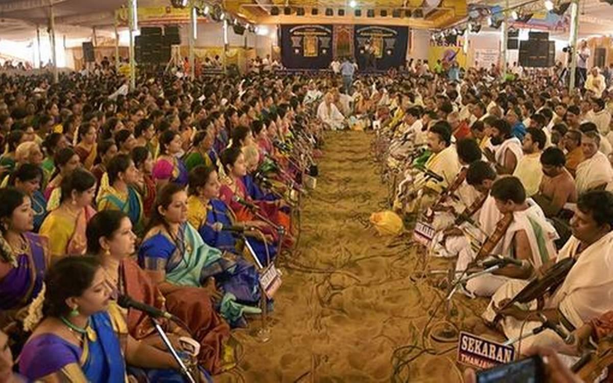 Amazing Local Festivals Of Tamil Nadu-Thiruvaiyaru Festival