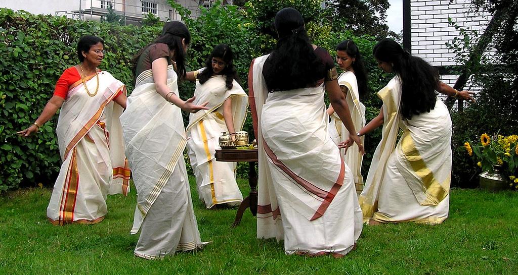 Popular Festival of Kerala-Thiruvathira