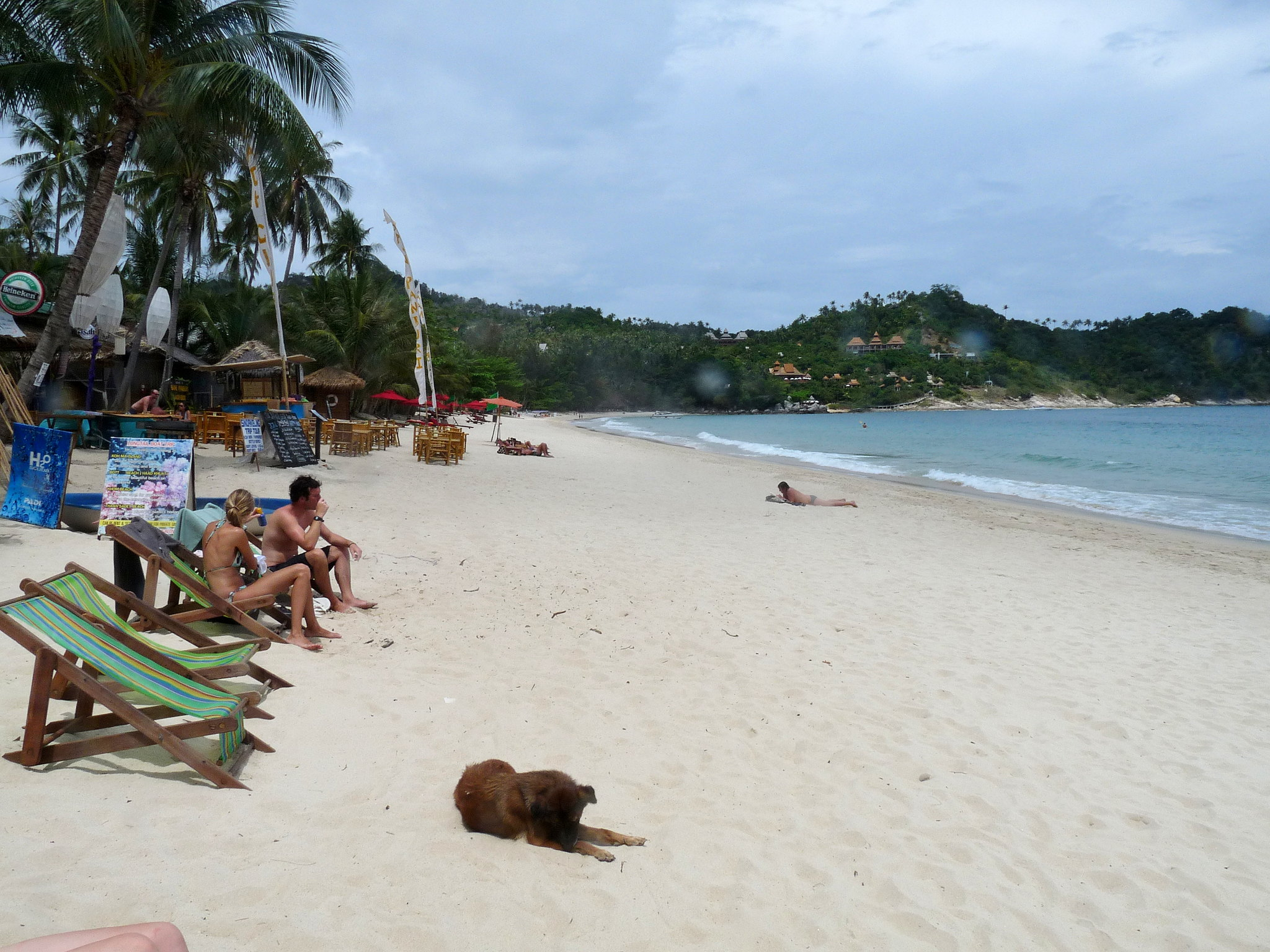 Amazing Beach in Thailand-Thong Nai Pan Noi