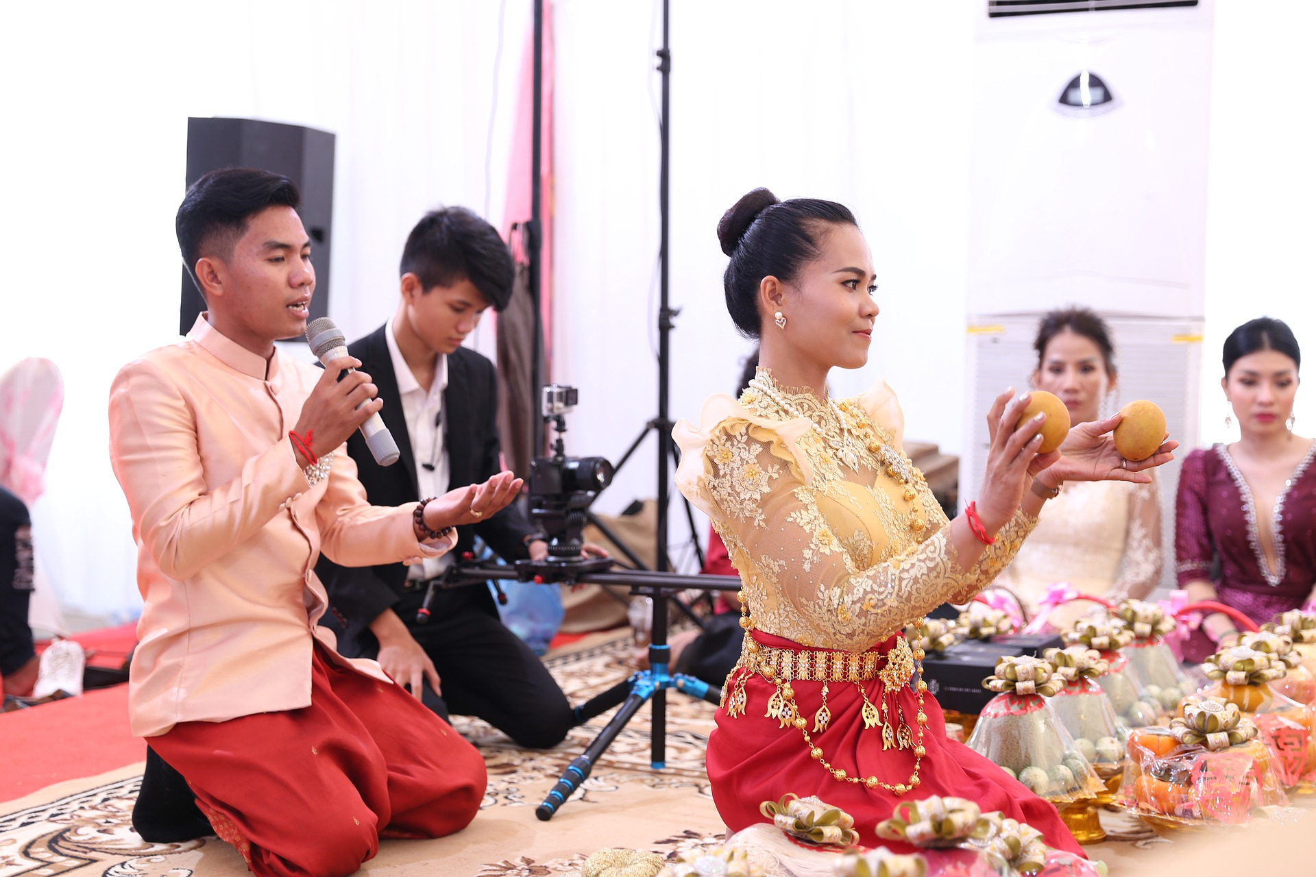 Three Day-long Cambodian Weddings-Lesser Known Facts About Cambodia For the Tourists