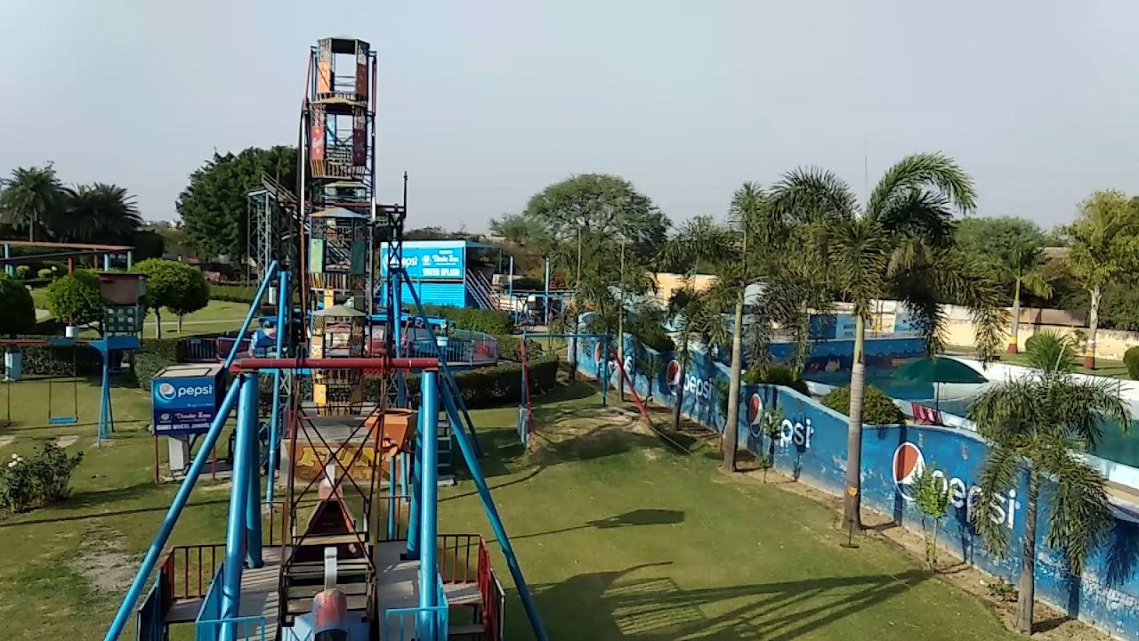 Amazing Visit Place in Mohali-Bhakra-Thunder Zone