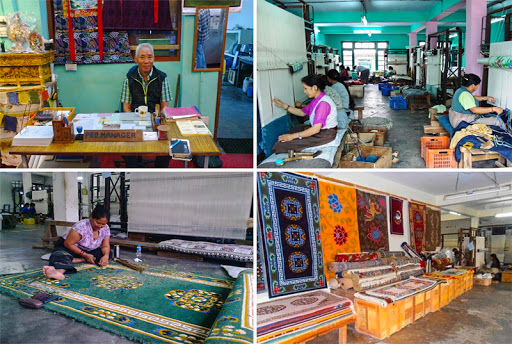 Tibetan Handicraft Centre - Shopping in Dharamshala and Mcleodganj