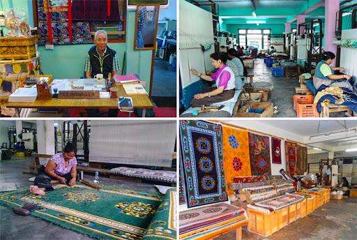 Tibetan Handicraft Centre - Shopping in Dharamshala and Mcleodganj