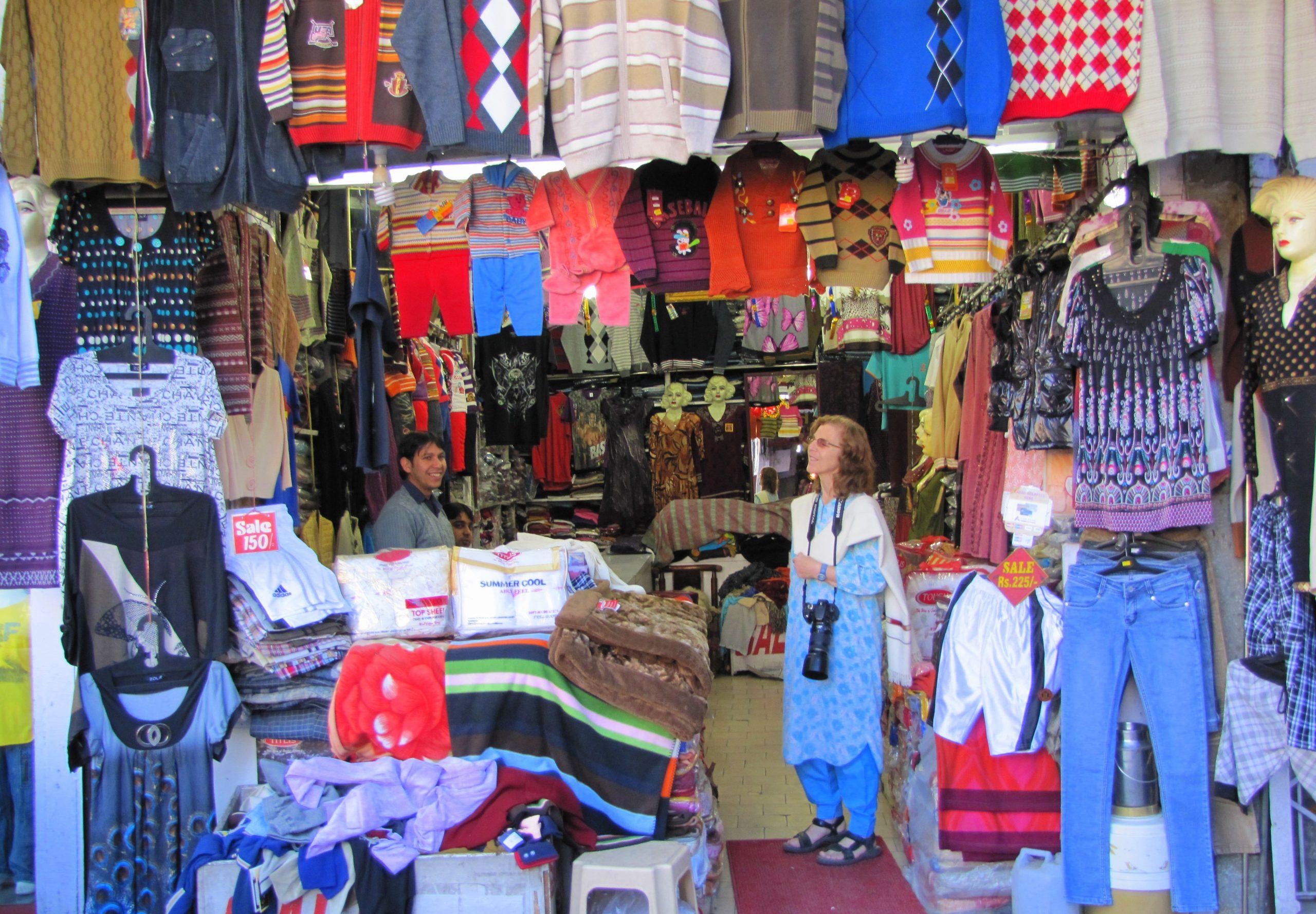 Tibetan Market - Amazing Places To Visit In Dehradun