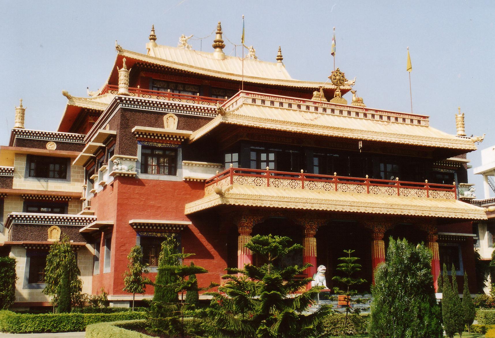 Tibetan Temple Best Place To Visit in Varanasi