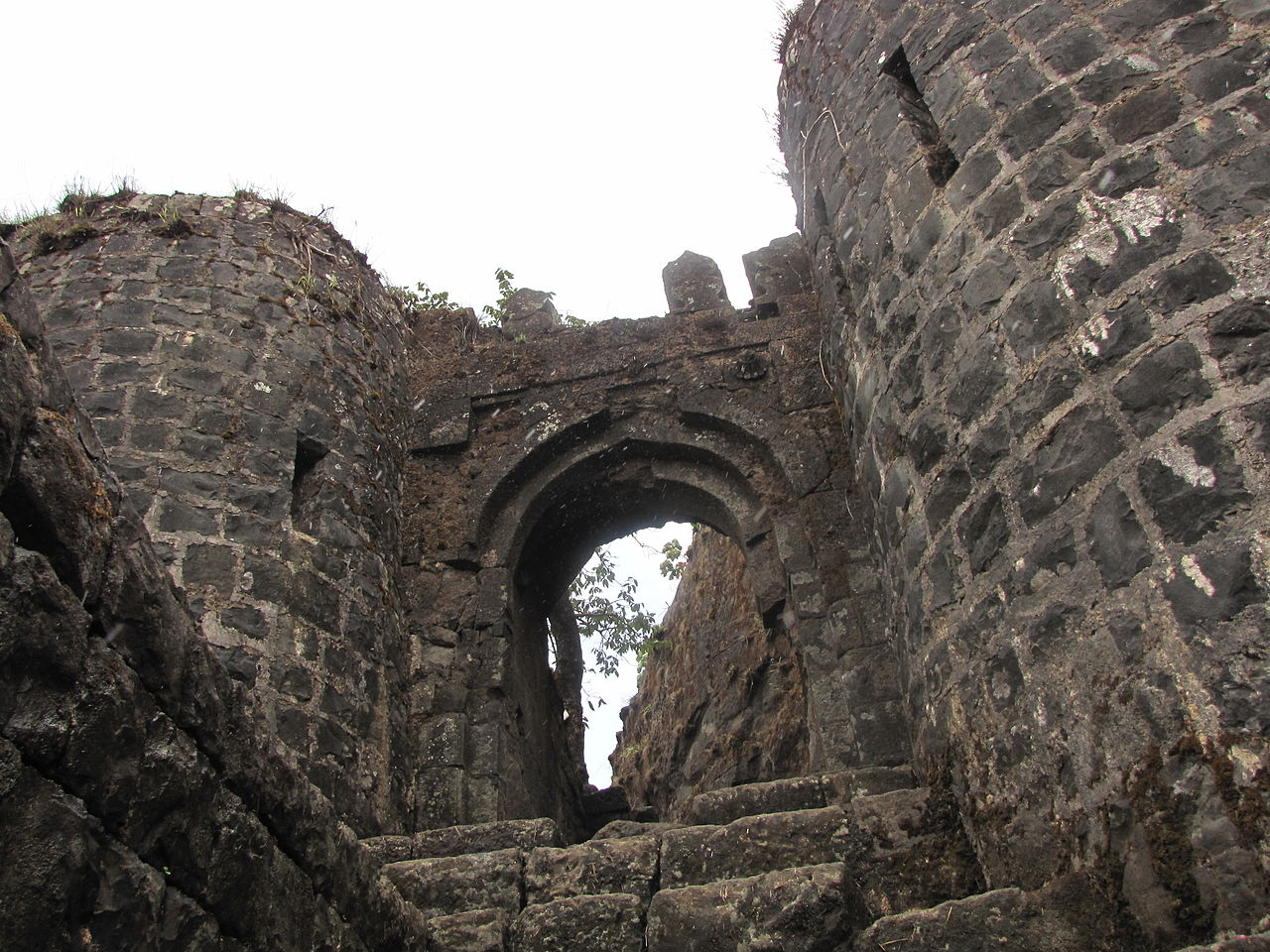 Tikona Fort Within 100 Kms from Pune