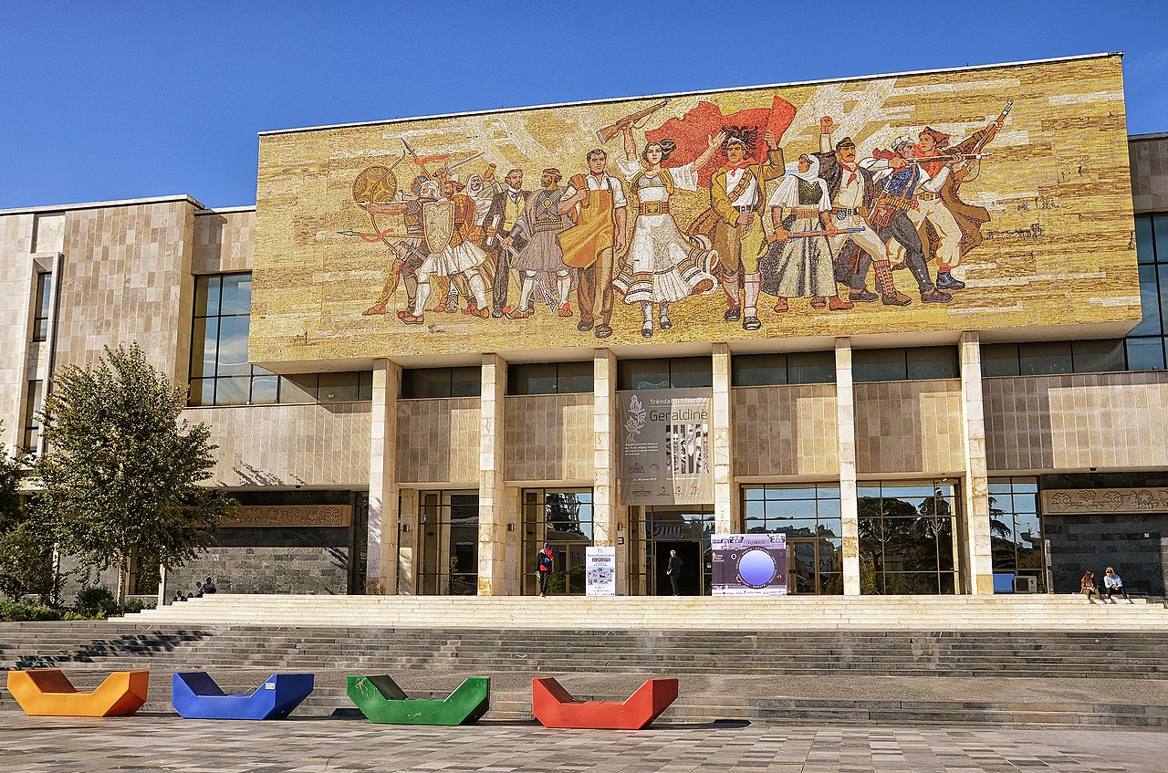 Best Place To See At City Of Tirana-Tirana Museum
