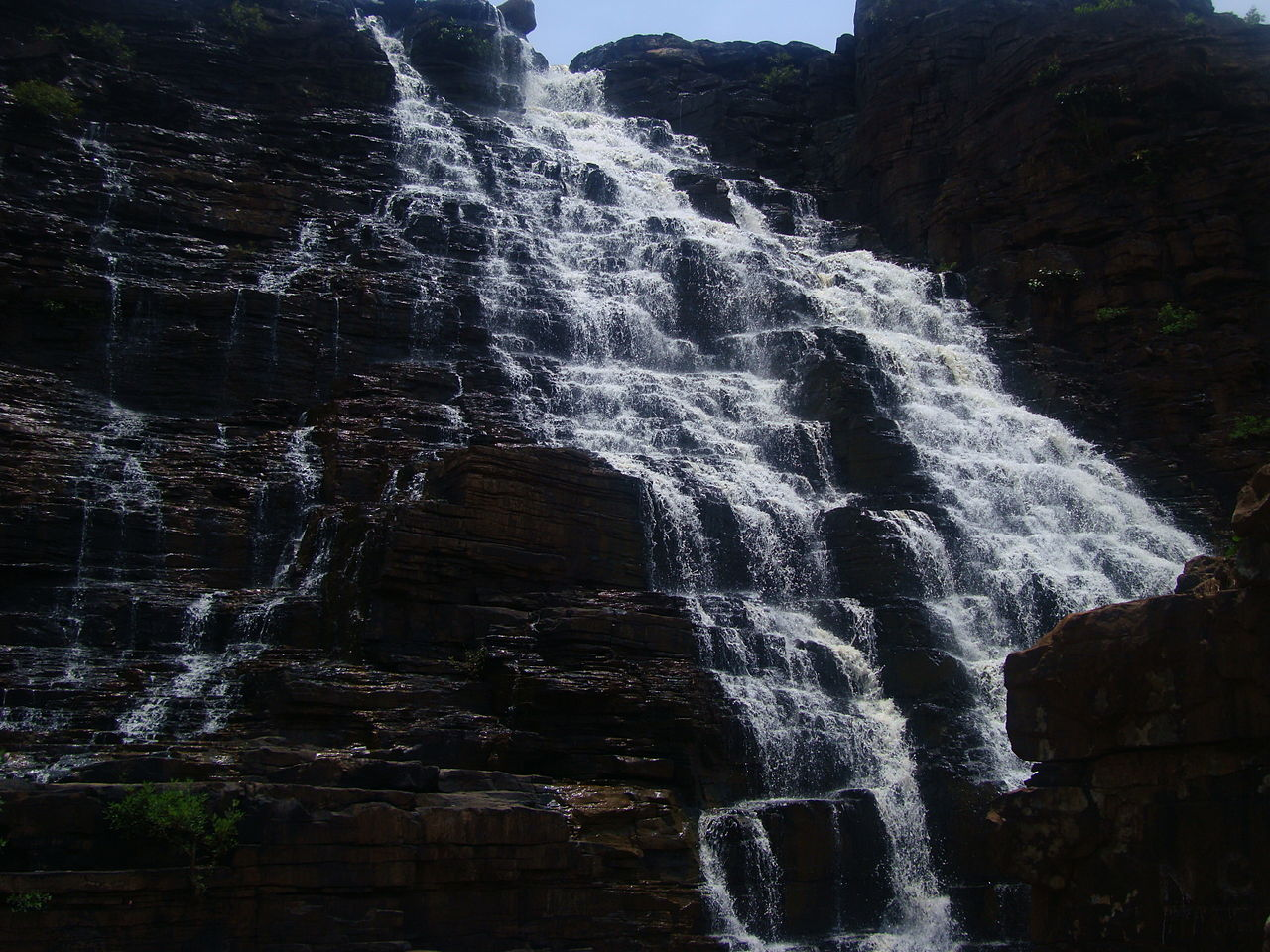 Amazing Waterfalls in Chhattisgarh-Charre –Tirathgarh Waterfall