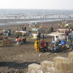 Tithal Beach in Valsad