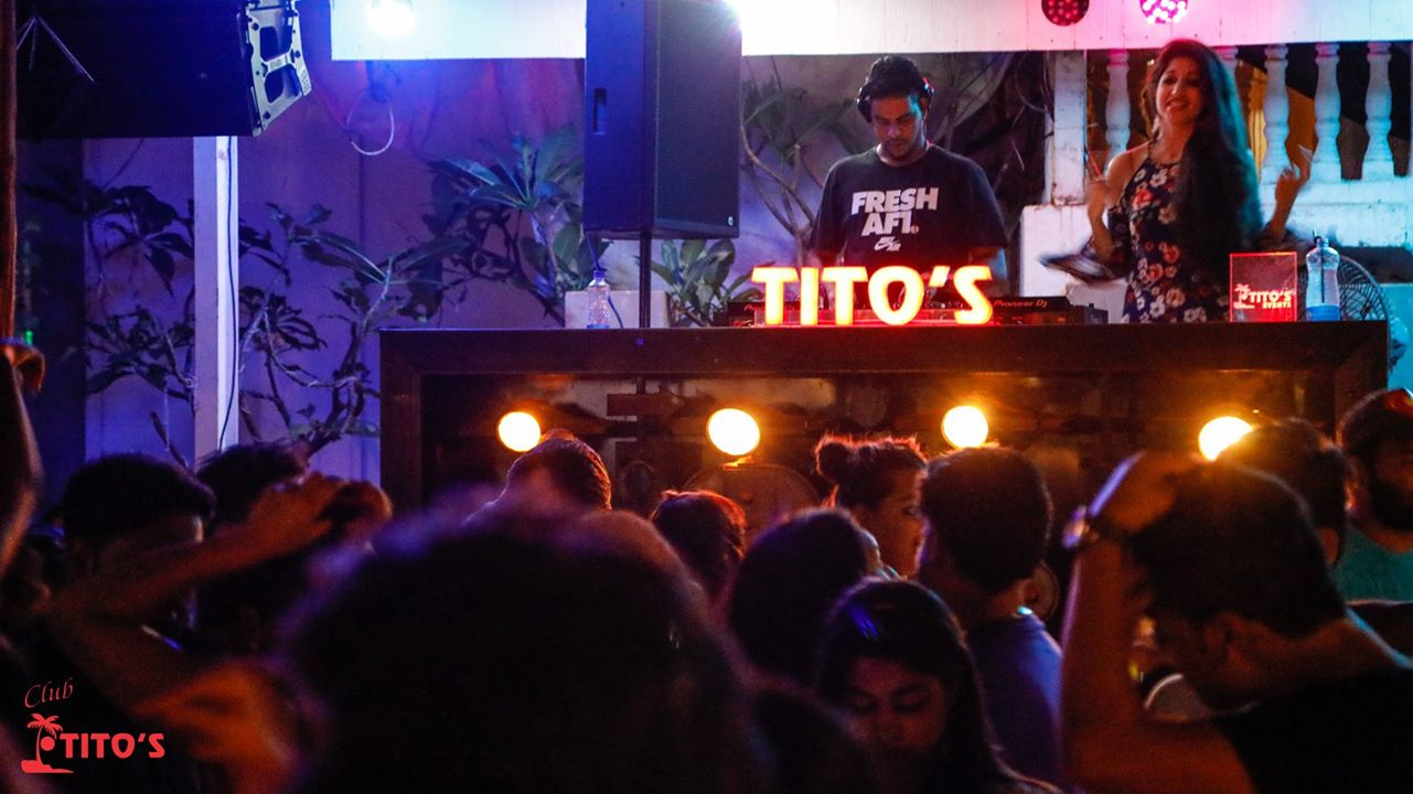 Tito's Bar and Club - Best Nightlife Places in North Goa
