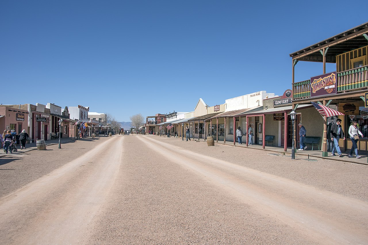 Sight-seeing Weekend Destination From Tucson-Tombstone, Arizona