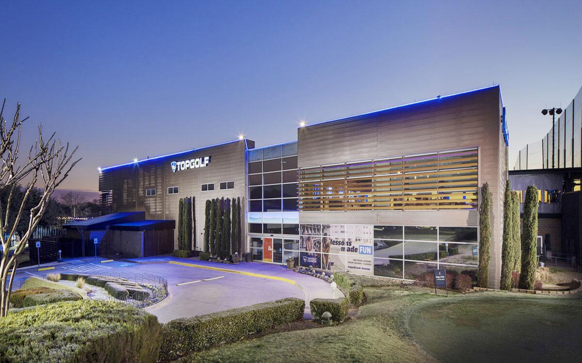 Topgolf - Adventurous Sport to Enjoy in Dallas City