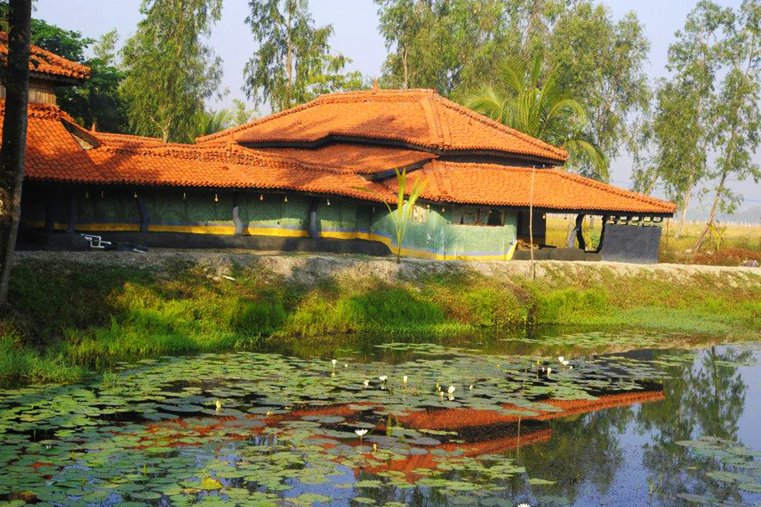 Best Hotel To Stay In Sundarban-Tora Eco Resort and Life Experience Center