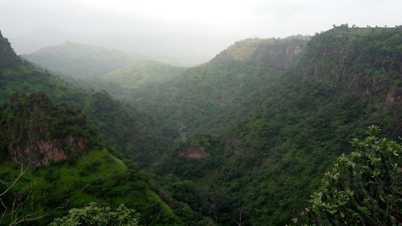 Toranmal Hill Stations Near Ahmedabad