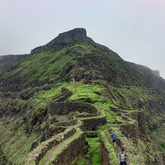 Torna Fort in Pune