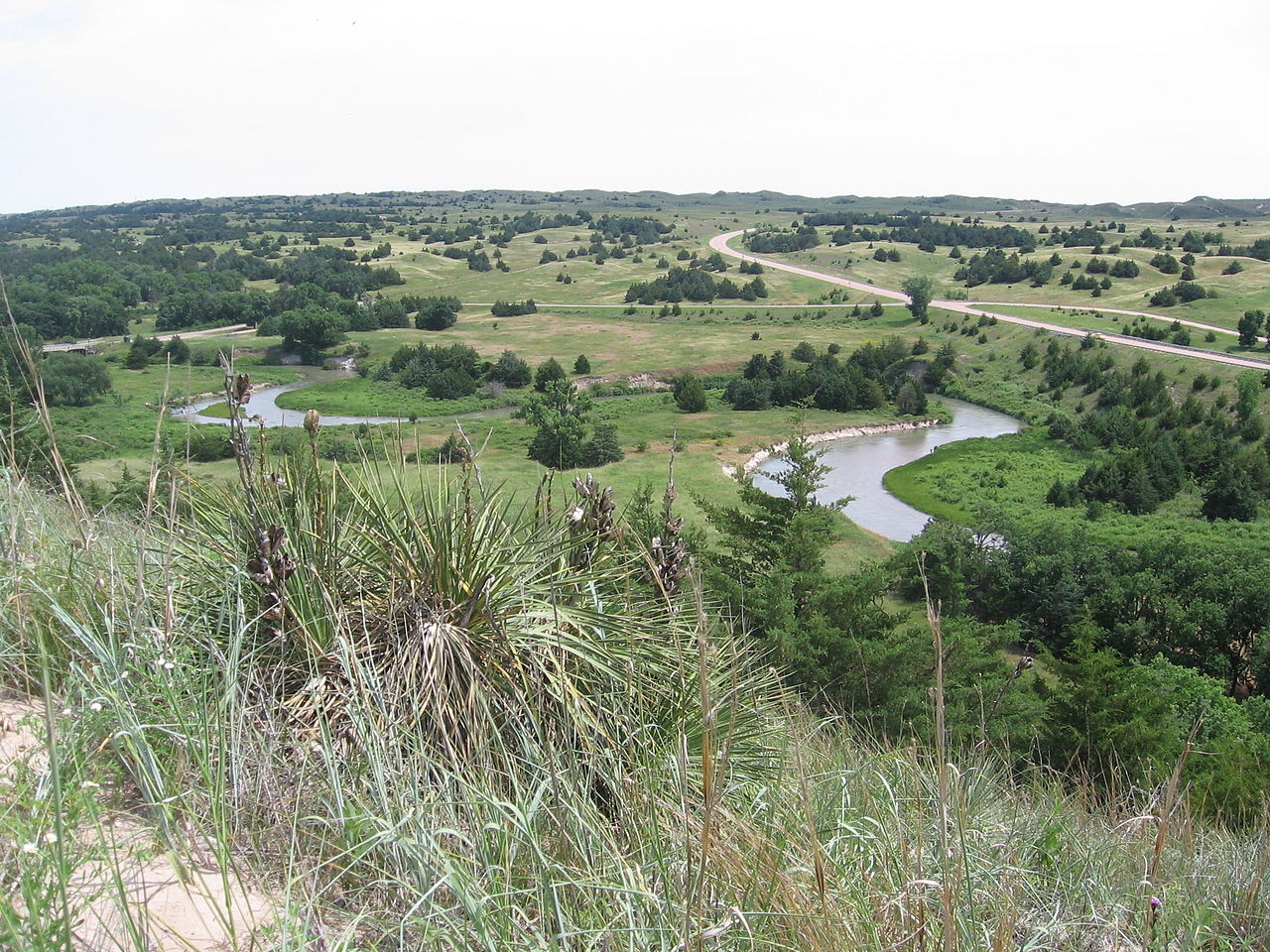 Beautiful Place to Visit In Nebraska's-Tour of the Sandhills