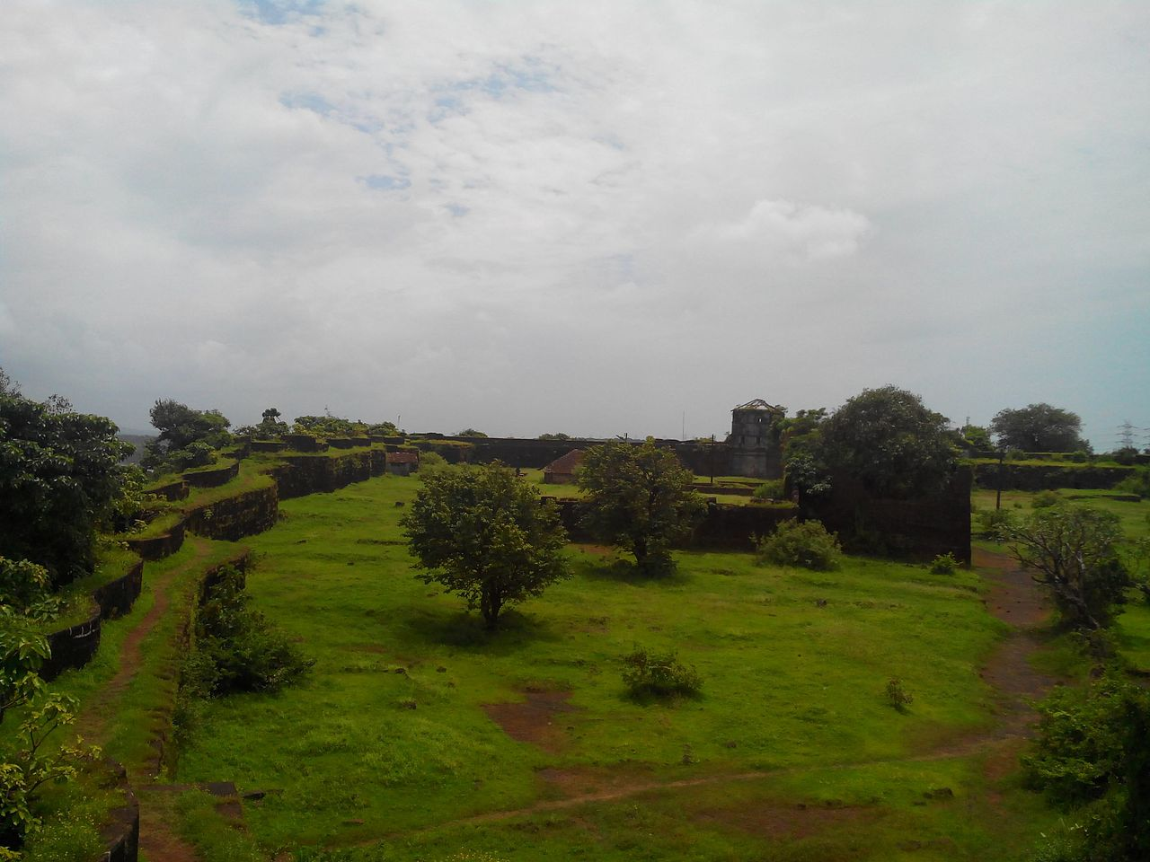 Tourist Experience of Jaigad Fort