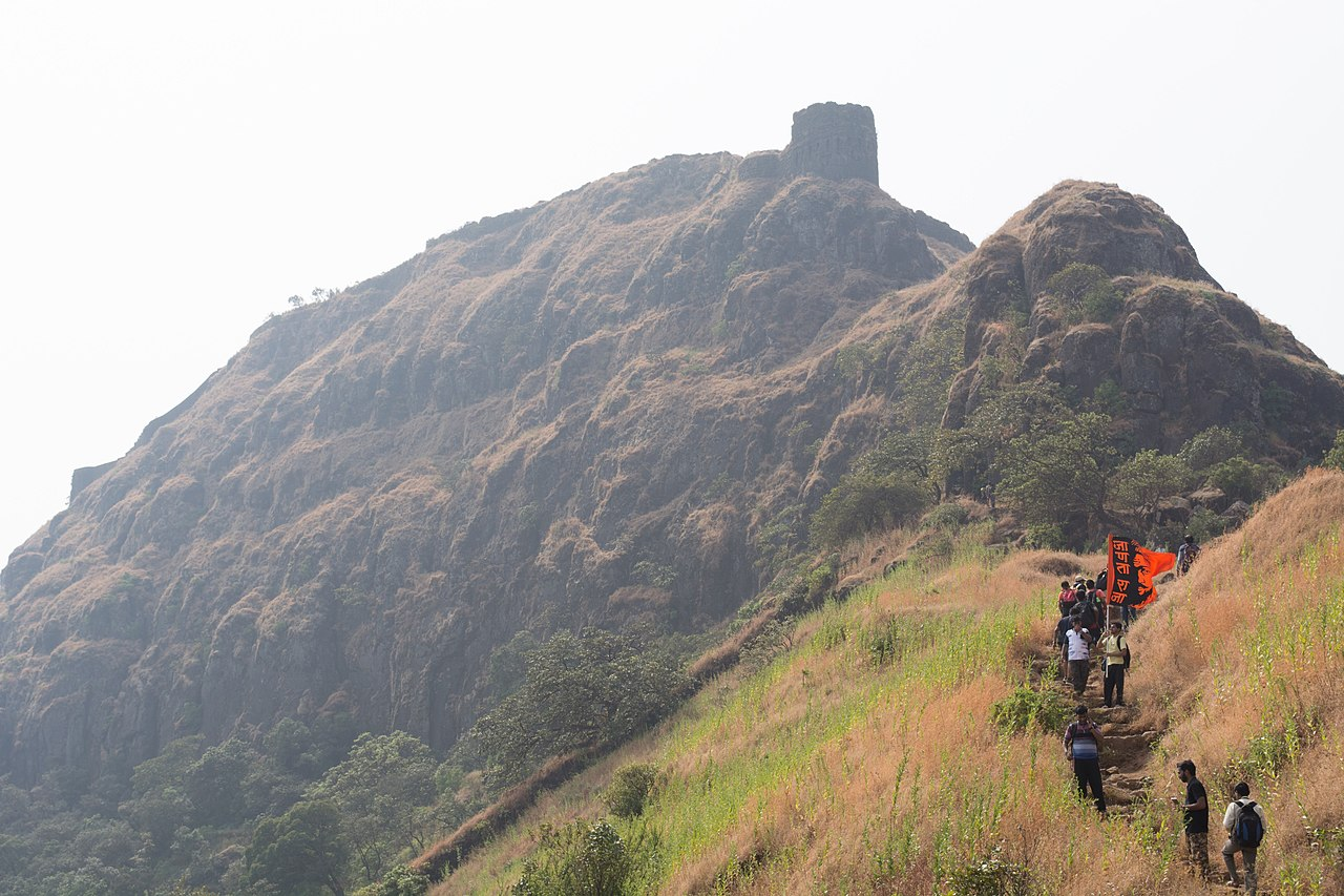 Tourist Experience of Rajgad Fort