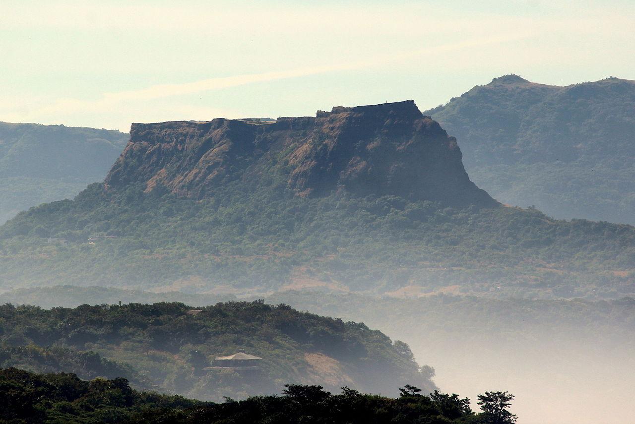 Tourist Experience of the Korigad Fort, Lonavla, Maharashtra