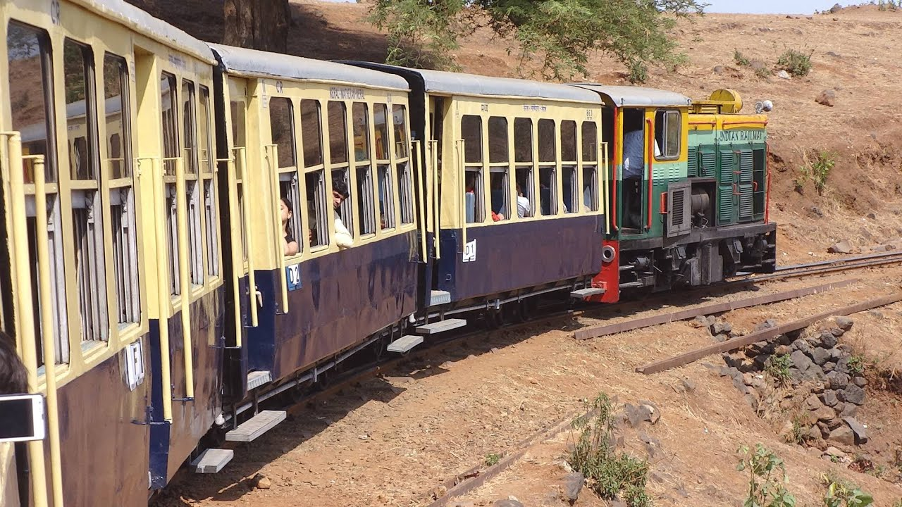 Must-Visit Place in Matheran-Toy Train