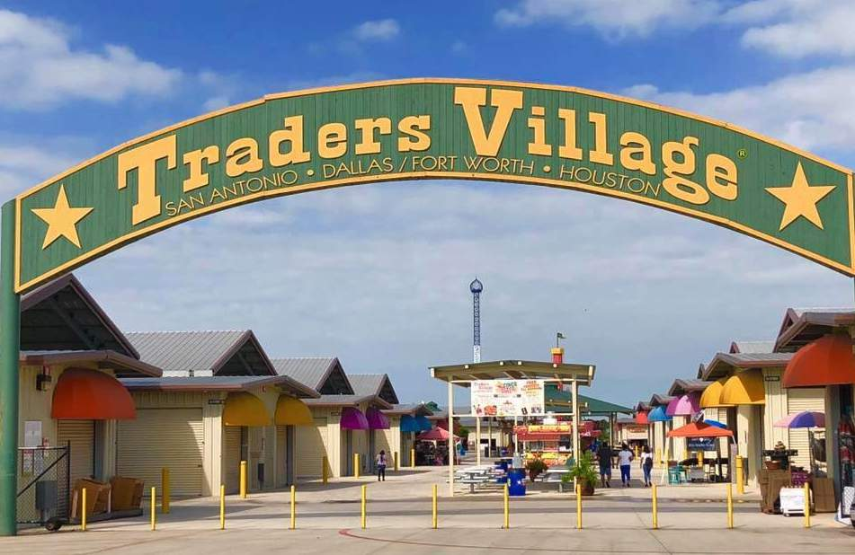 Top-rated Flea Markets In Texas-Traders Village