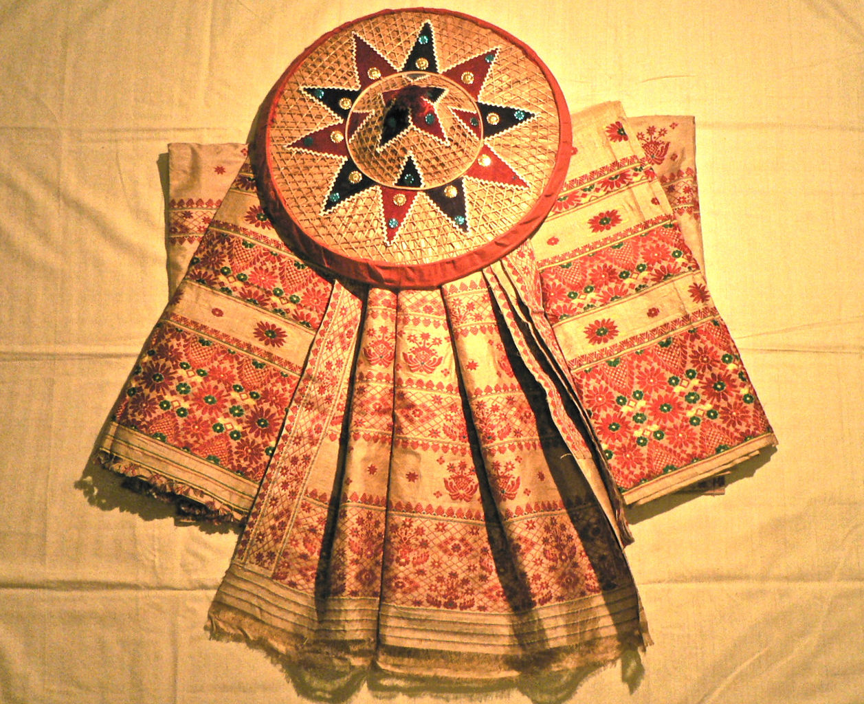 Traditional Dress of Assam