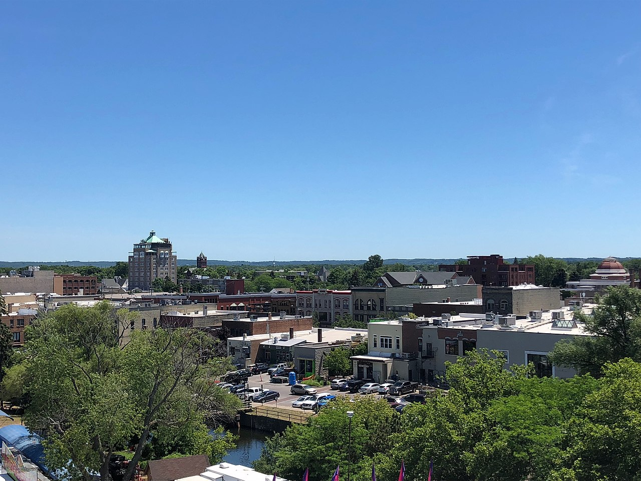 Traverse City-Most Beautiful Towns in Michigan
