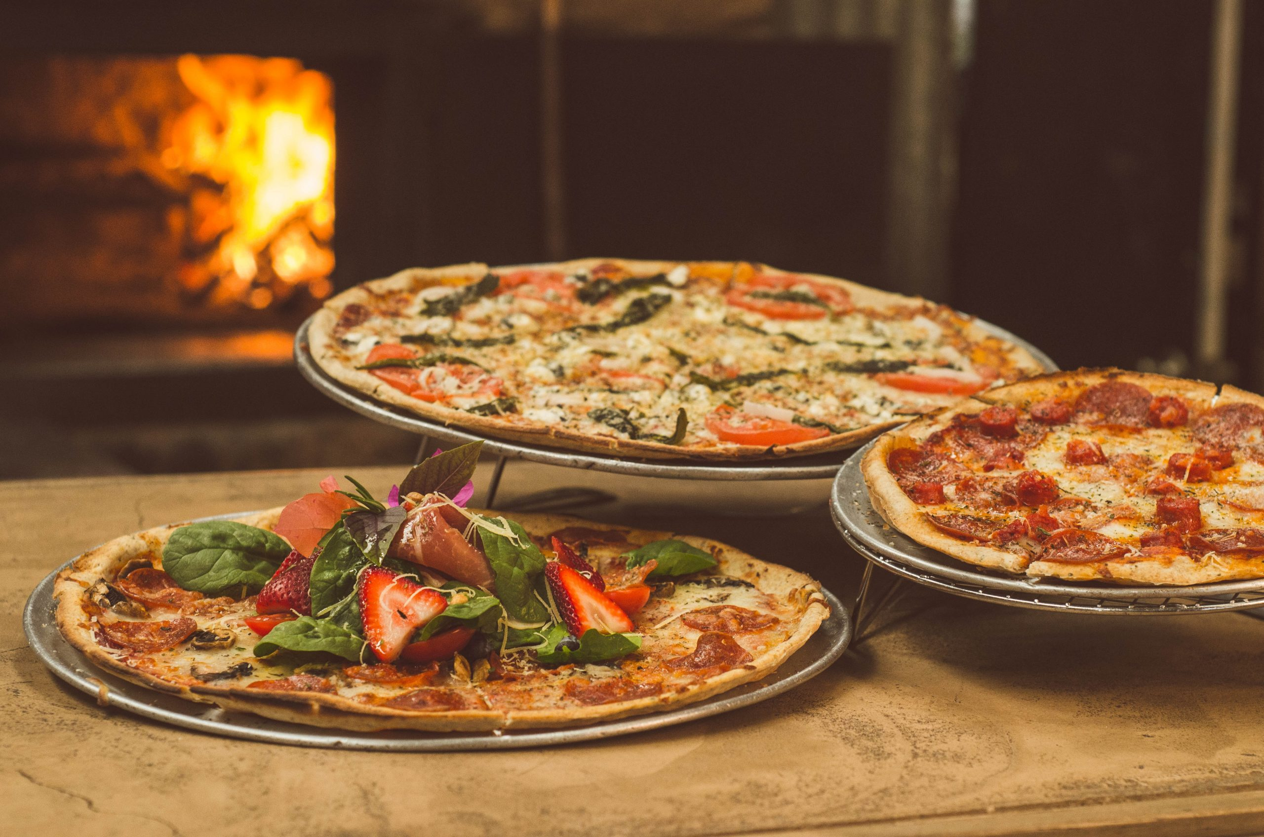 Treat Yourself With A Pizza at a Rooftop Beach, Washington DC