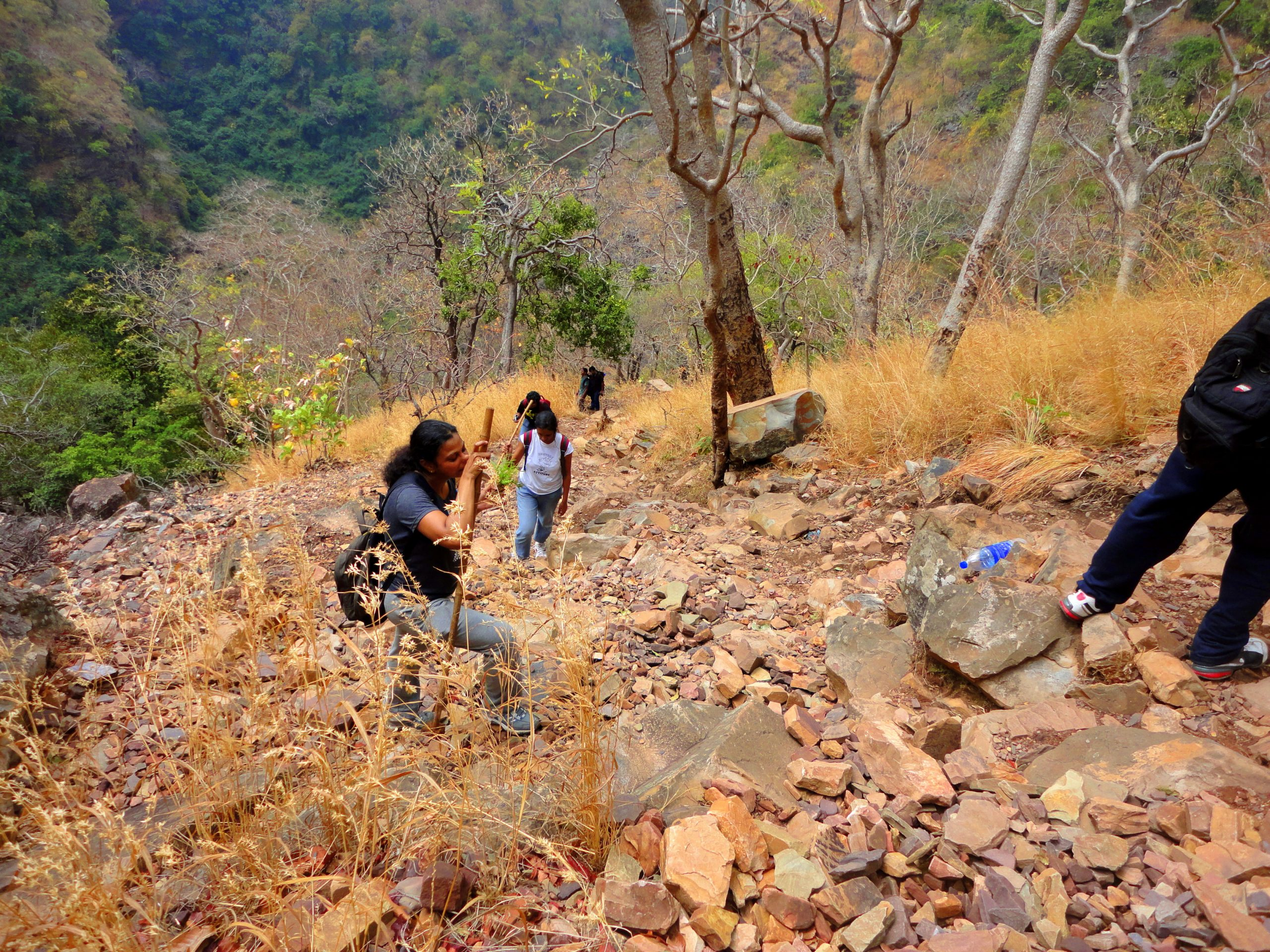 Sightseeing Place to Visit at Ahobilam-Trekking
