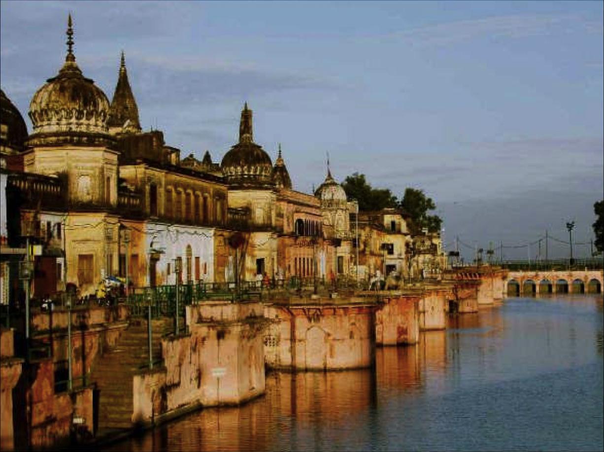 Amazing Place to See in Ayodhya-Treta Ke Thakur
