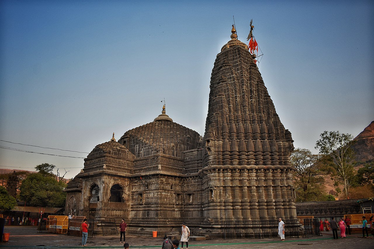 Trimbakeshwar Temple, Maharashtra
