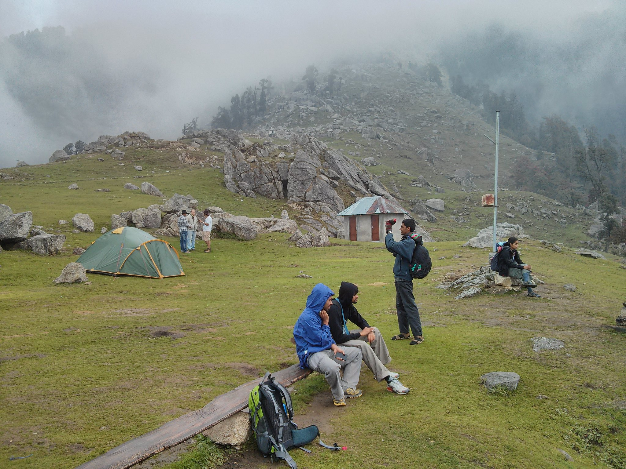 Triund Hill - Must-Visit Place in Dharamshala and McLeodganj