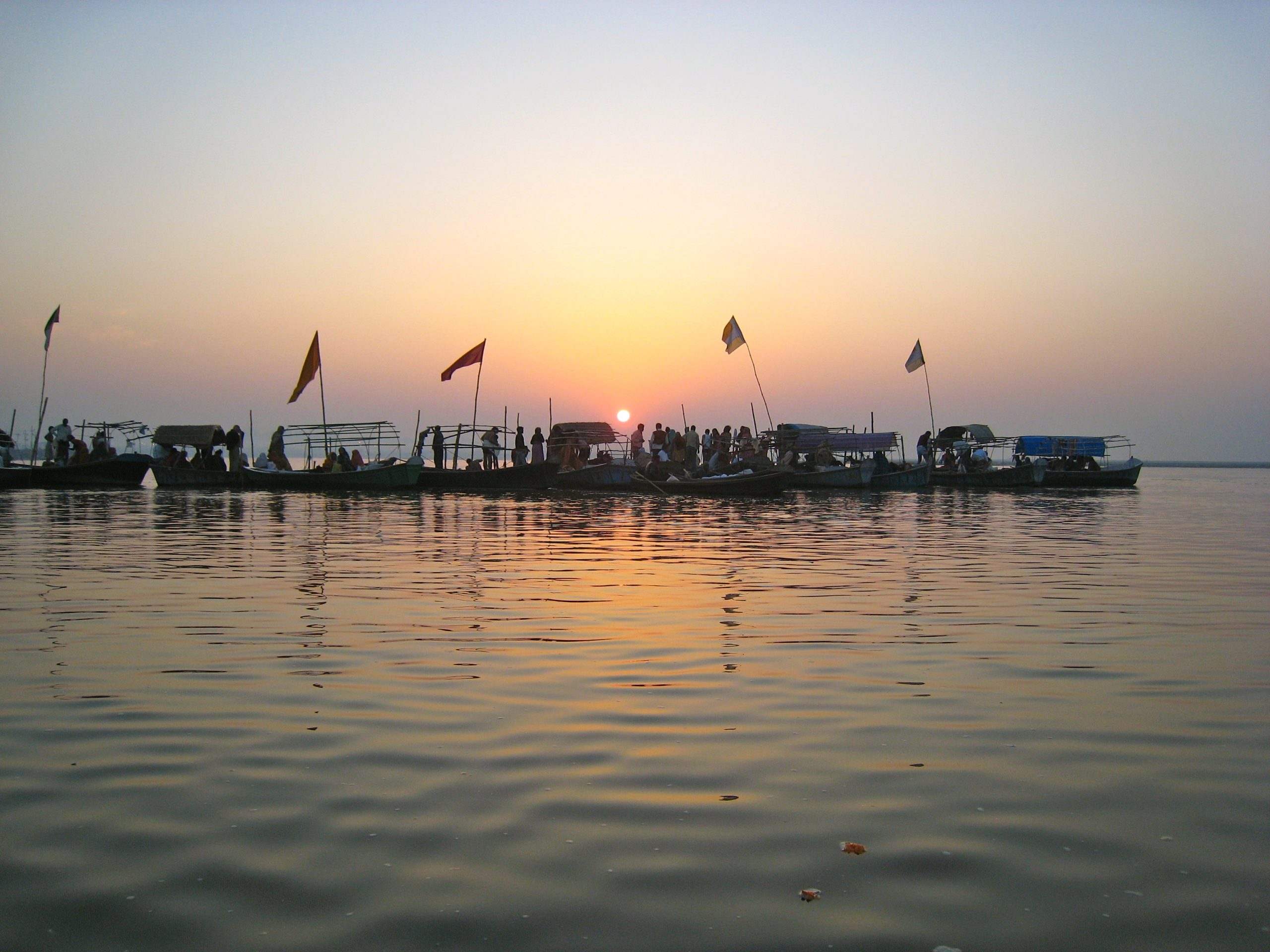 Triveni Sangam - Top Sightseeing Place in Prayagraj