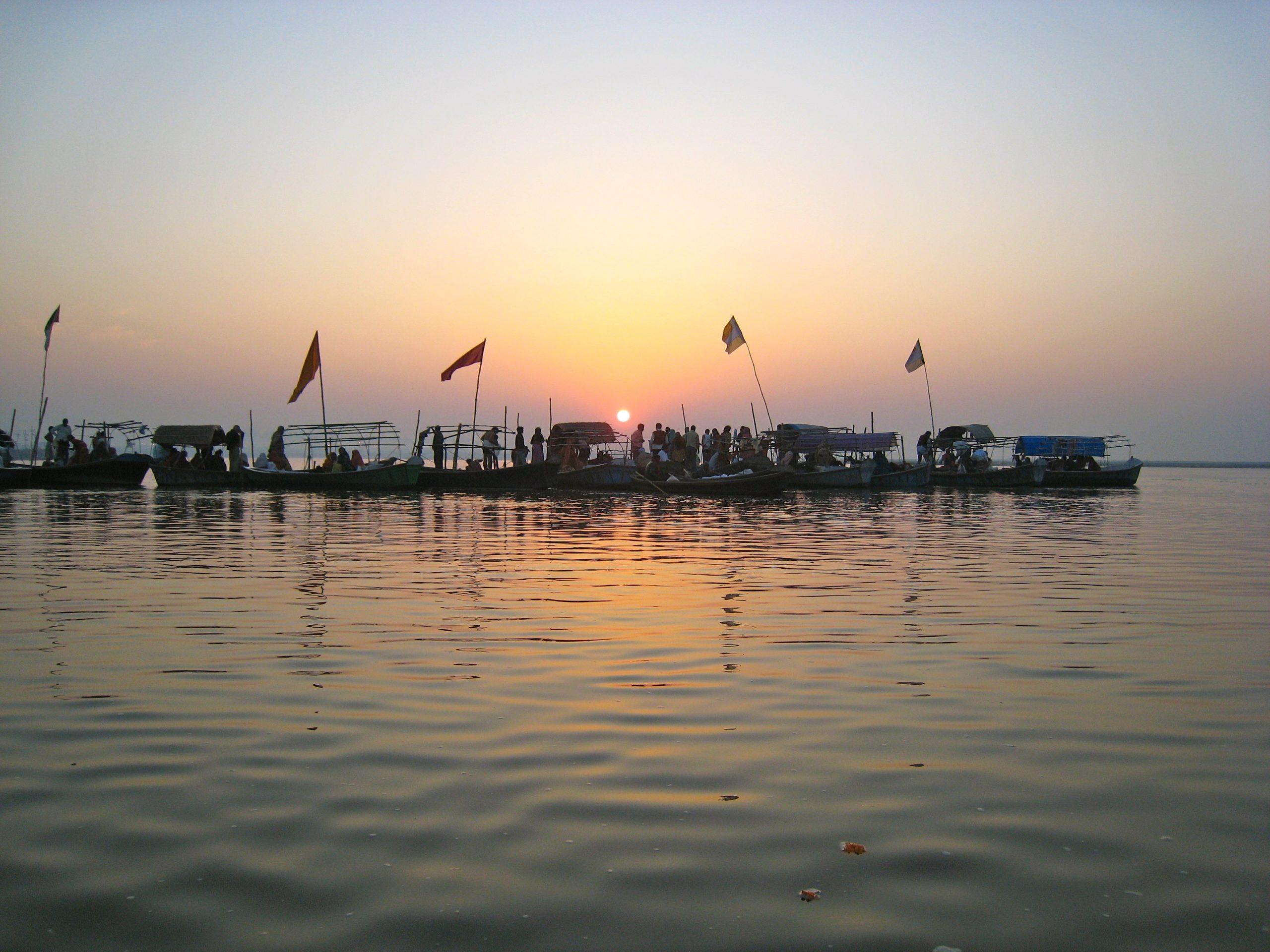 Triveni Sangam - Top Sightseeing Place in Prayagraj