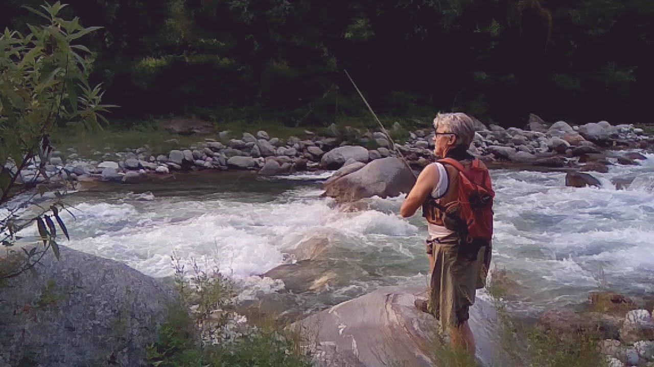 Sight-seeing Place to Visit in Tirthan Valley-Trout Fishing