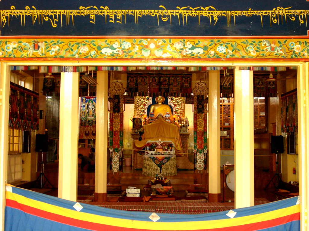 Tsuglagkhang Complex - Must-Visit Place in Dharamshala and McLeodganj