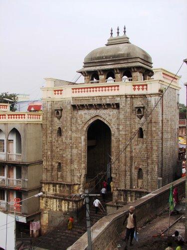Amazing Place To Visit Near Kharda Fort-Tuljabhawani Temple
