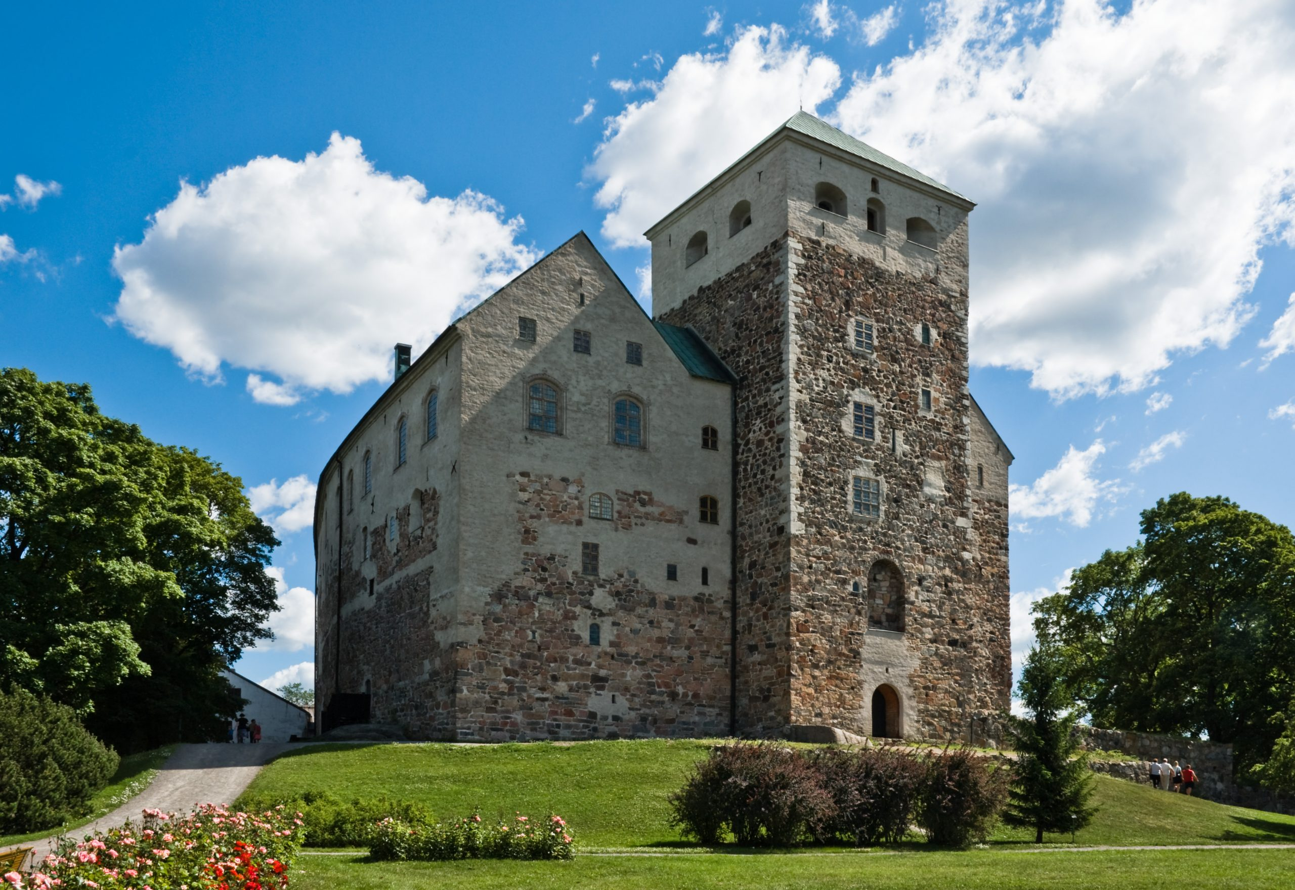 Turku Castle - Places To Visit In Finland