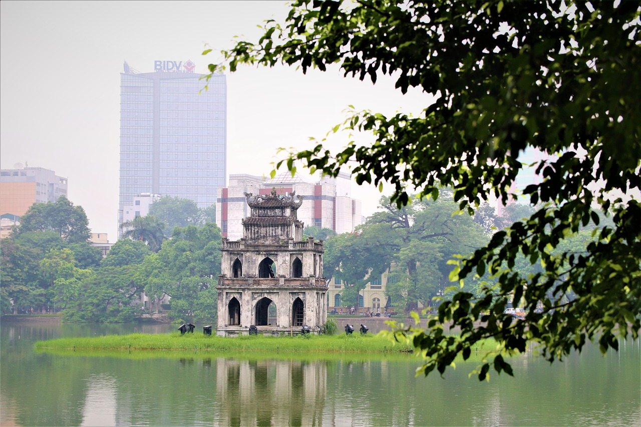 Turtle Lake- Amazing Place in Ho Chi Minh City