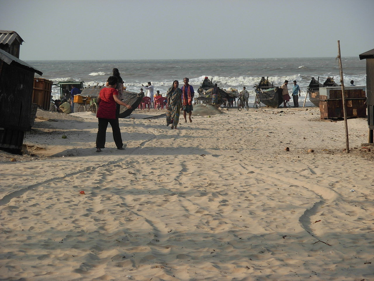 Udaipur Beach - Underrated Beach in West Bengal for a Refreshing Trip