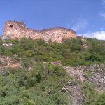Udayagiri Fort in Kanyakumari