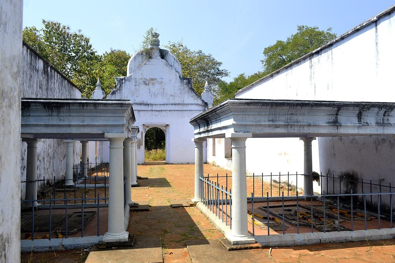 Udayagiri Fort Today, Kanyakumari, Tamil Nadu