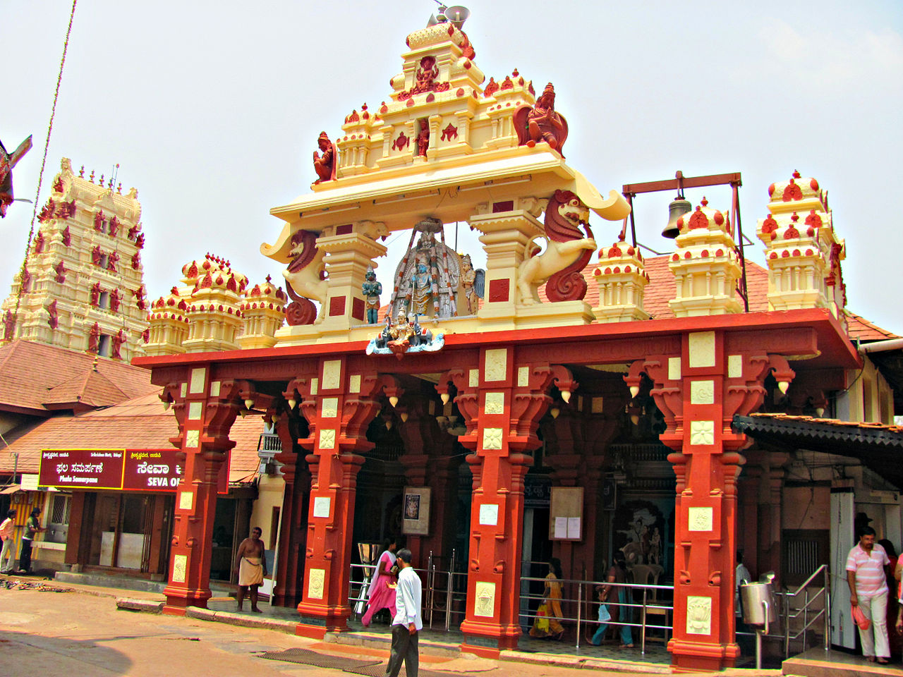 Must Visit Destination In Udupi-Udupi Shri Krishna Matha