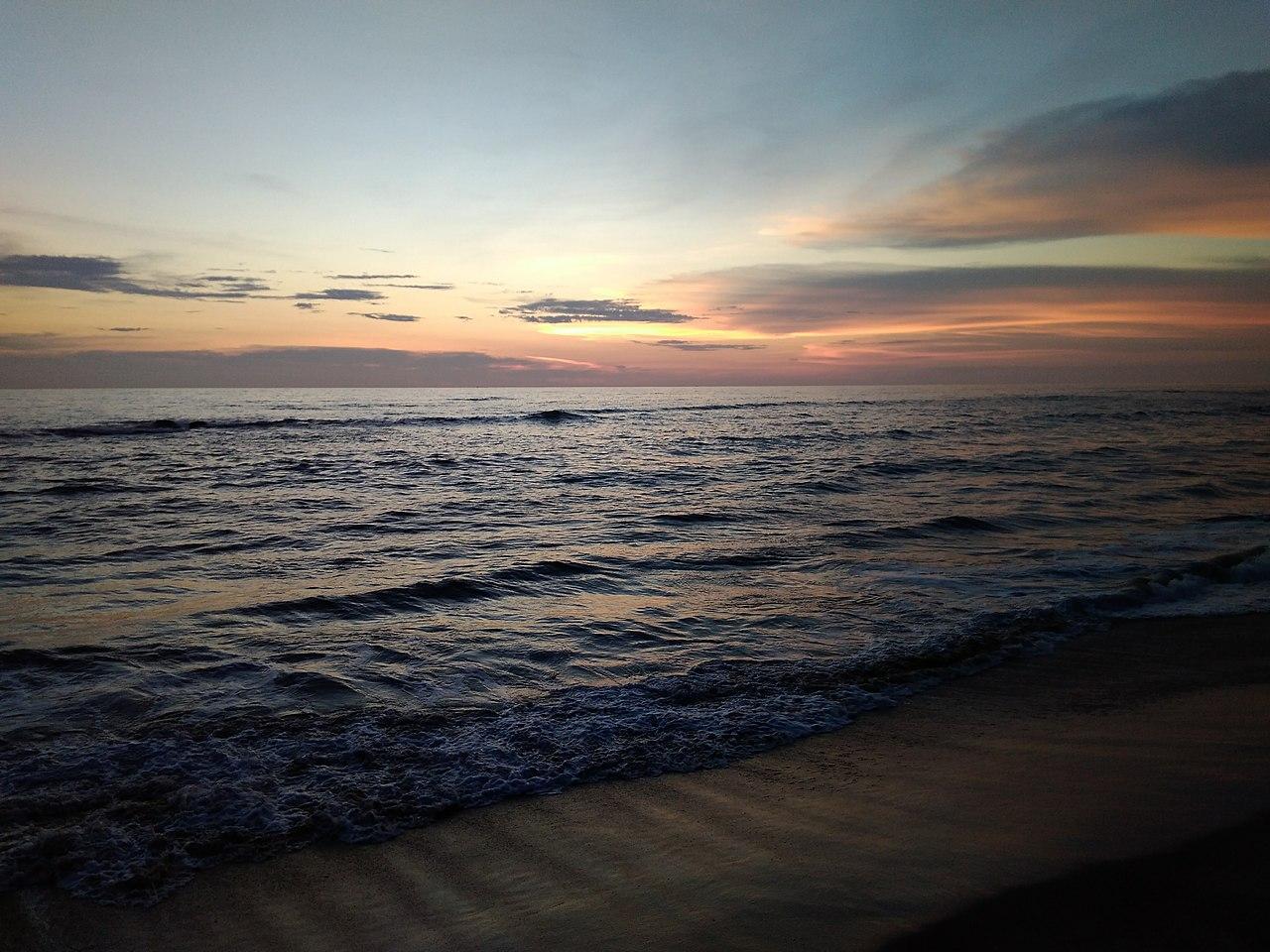 Best Tourist Destination In Coastal Karnataka-Ullal Beach (Mangalore)