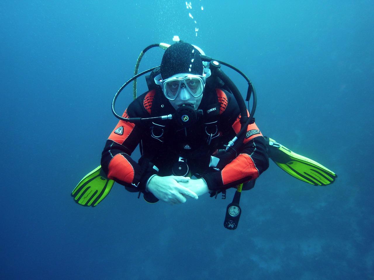 Popular Spot for Scuba Diving in Goa-Uma Guava Reef