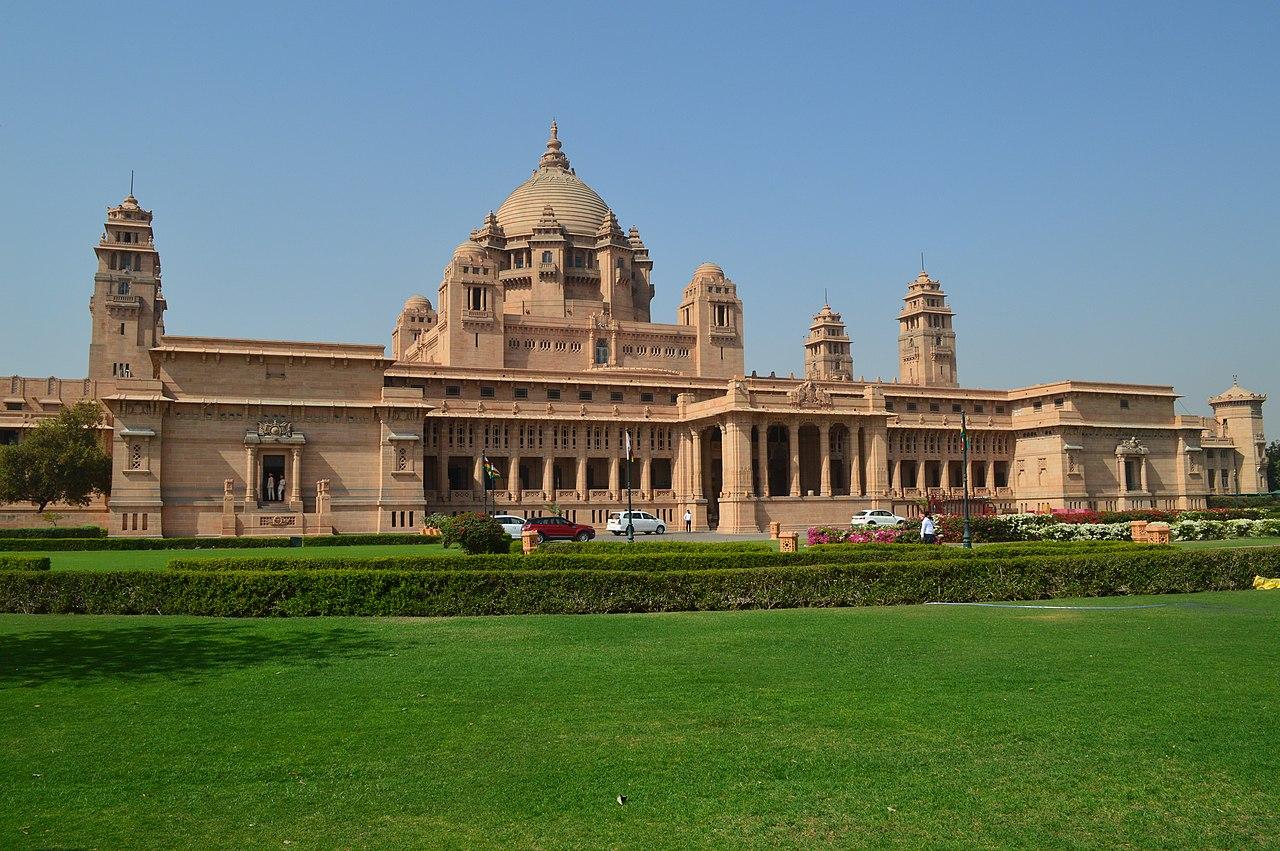 Umaid Bhavan Palace - Top Incredible Palace to Visit in Jodhpur