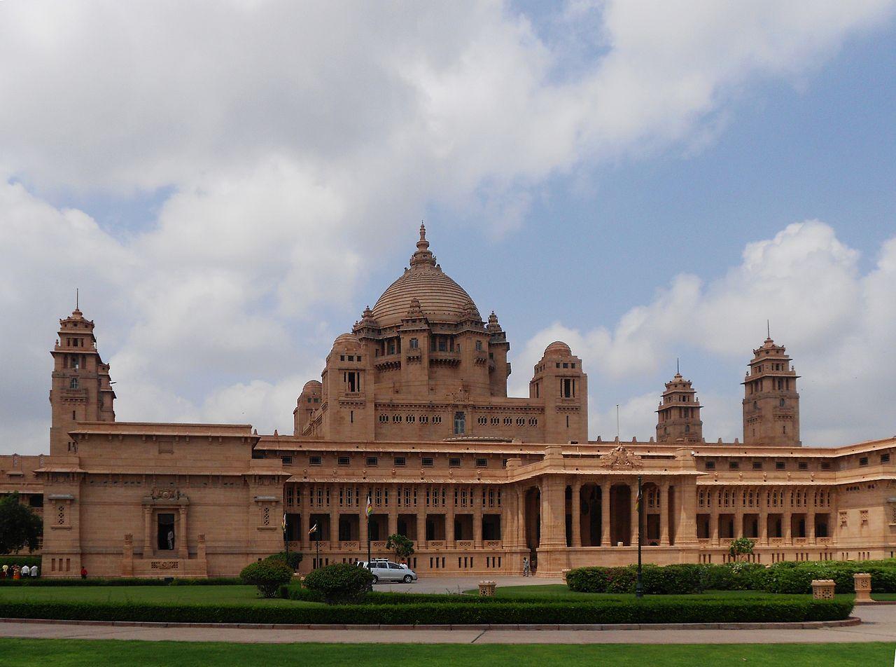 Top-Rated Sight-Seeing Destination in Jodhpur-Umaid Bhawan Palace