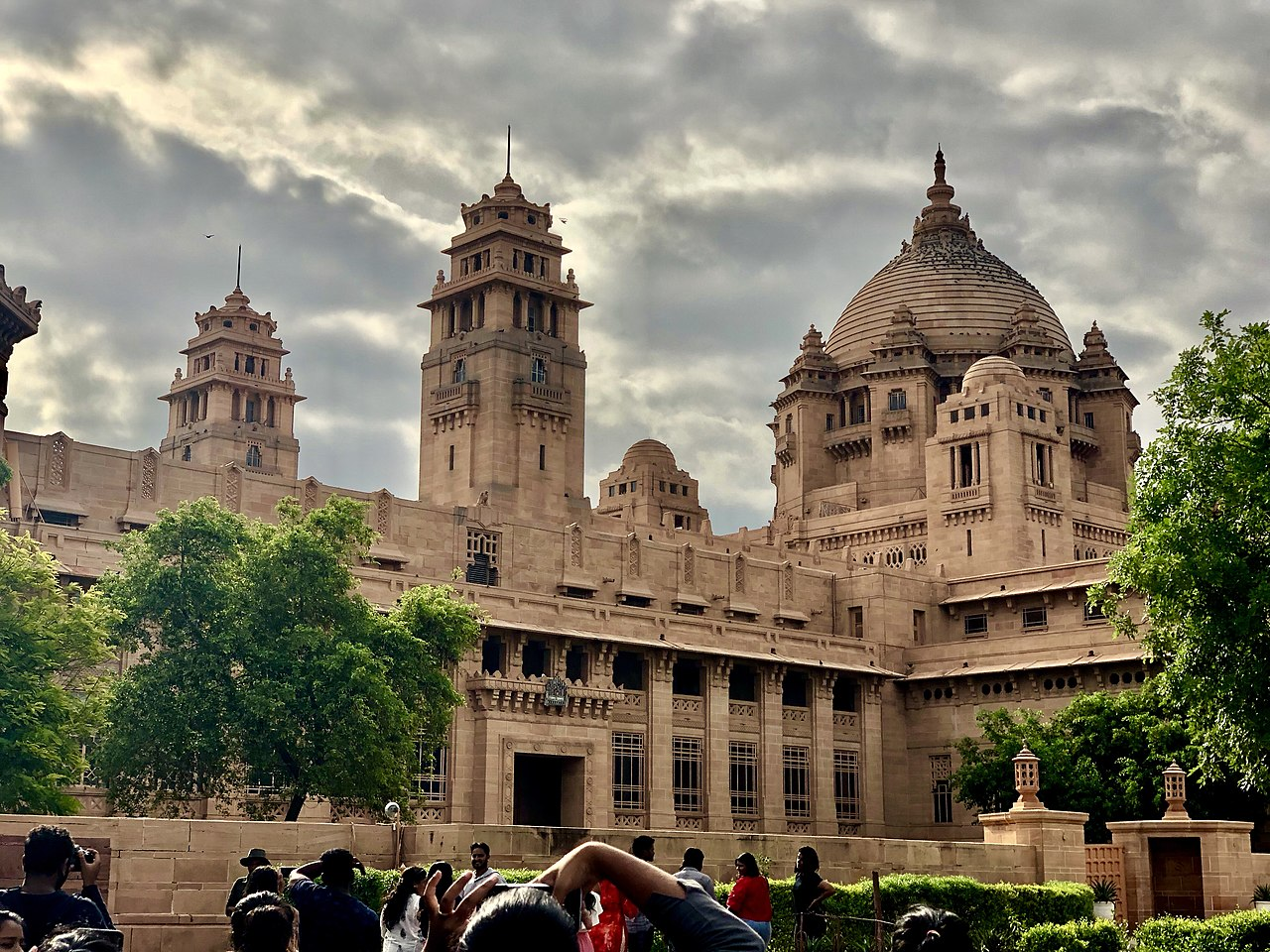 Umaid Bhawan Palace - One of the Top Tourist Place to Visit in Rajasthan