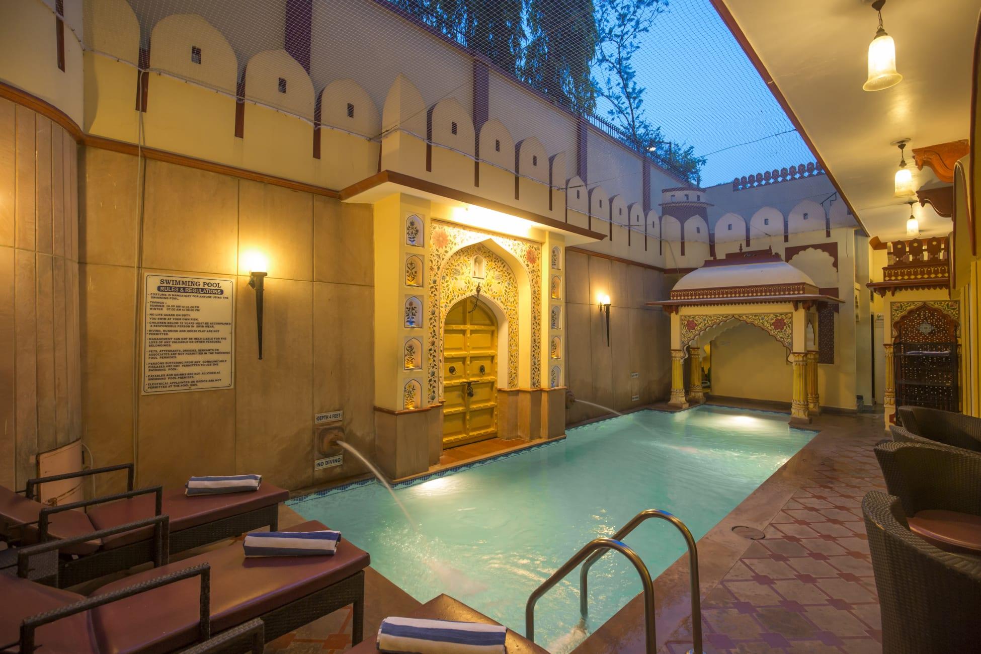 Budget Hotel in Jaipur-Umaid Mahal